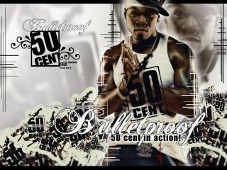 обои 50 cent in action фото