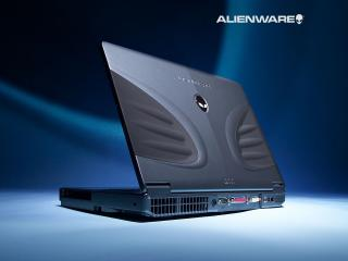 обои Alienware Notebook фото
