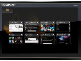 обои Nokia n900 фото