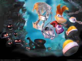 обои Rayman 3 фото
