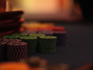 обои Разные фишки для покера фото