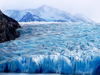 обои Ледники на северном полюсе фото