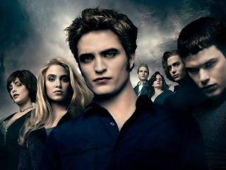обои Семья вампиров фото