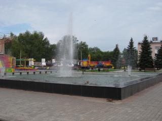 обои Великолепный фонтан фото