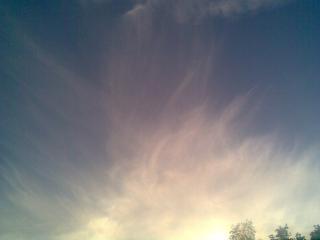 обои Красивые облака фото