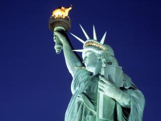 обои Lady Liberty фото