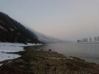 обои Природа Зимой фото