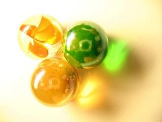 обои Стеклянные шары фото