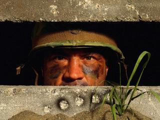 обои Натовский солдат фото