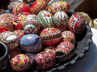 обои Пасхальные яйца фото