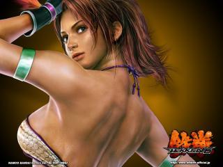 обои Tekken 6 фото