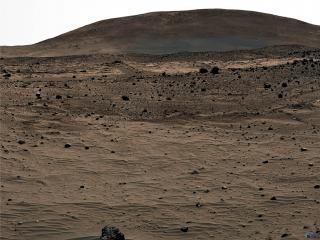 обои Безлюдная пустыня фото