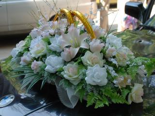 обои Свадебные цветы фото