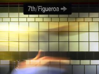обои Стена метро фото
