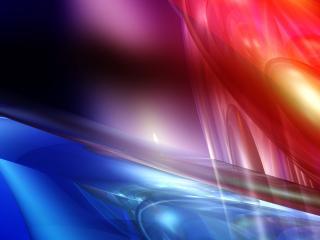 обои Красная и синяя поверхности фото