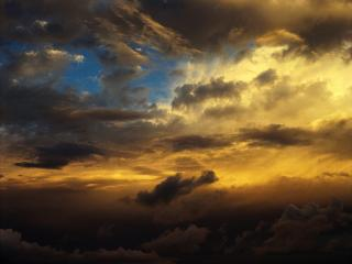 обои Пасмурное небо фото