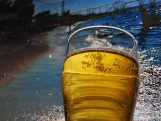 обои Море пива - это мило фото
