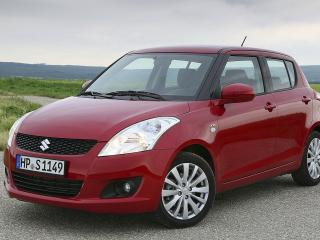 обои Auto Suzuki Swift 2011 фото