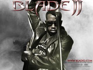 обои Герой фильма про вампиров Blade II фото