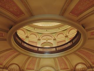 обои Capital Building Interior,   Sacramento,   California фото
