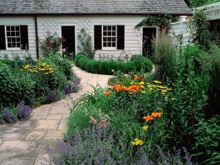 обои Cottage Garden,   Nashville,   Tennessee фото