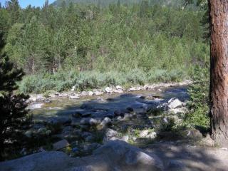 обои Река Кынгырга фото