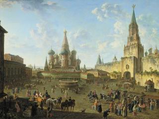 обои Красная площадь в Москве. 1801 фото