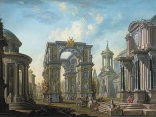 обои Архитектурный вид. 1789 фото