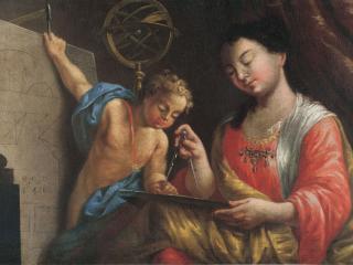 обои Астрономия. Аллегория. 1756 фото