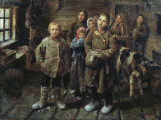 обои Сычков Федот (1870-1958). Христославы фото
