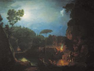 обои ИВАН ТАНКОВ. Тайное крещение 1782 фото