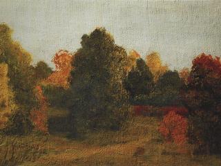 обои Куинджи. Осень. 1876-1890 фото