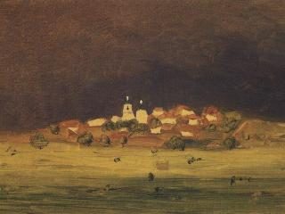 обои После дождя. 1890-1895 фото