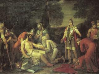 обои Дмитрий Донской на Куликовом поле. 1824 фото