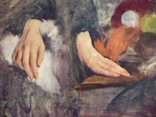 обои Эскиз руки фото