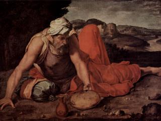 обои Пророк Илия фото