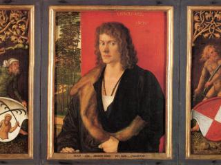 обои Портрет Освальда Крелля фото