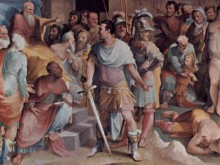 обои Убийство Лжемелиуса фото