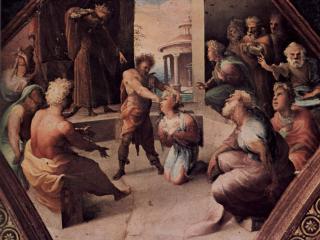 обои для рабочего стола: Жертва Селевкия из Локриды