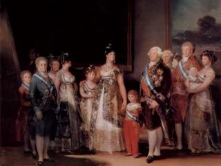 обои Семейство Карла IV фото