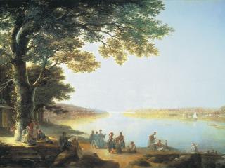 обои Босфор. 1829 фото