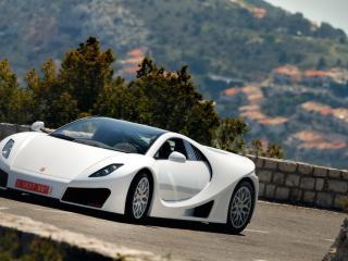 обои A car GTA-Spano фото