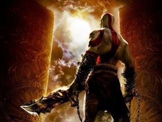 обои Games God of War  Chains of olympus фото