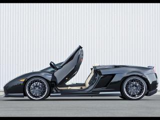 обои 2006 Hamann Lamborghini Gallardo Spyder 1280x960_183 фото