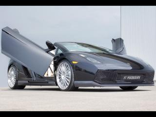 обои 2006 Hamann Lamborghini Gallardo Spyder 1920x1440_174 фото