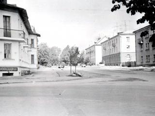 обои Перекрёсток дорог фото