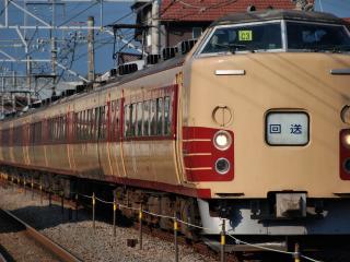 обои Скорый поезд в Японии фото