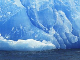 обои Ледяная глыба фото