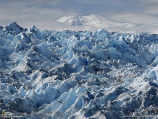 обои Начало ледникового периода фото