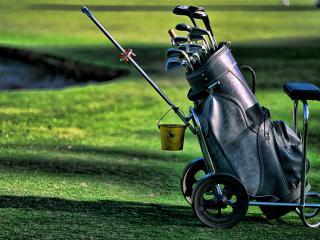 обои Клюшки для гольфа фото